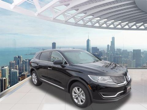New 2017 LINCOLN MKX PREMIER