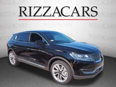 New 2017 LINCOLN MKX Reserve with Navigation